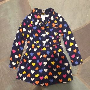 Old Navy Button Up Heart Dress